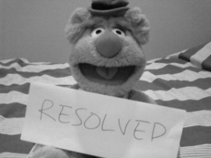 Resolved Bear